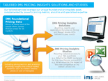 IMS Health Sales Presentation